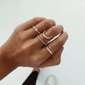 🌟5 FOR 25🌟 RING SET